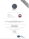 Zertifikat ISO-9001 14001 2018