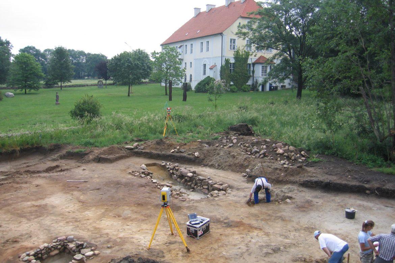 Archäologie, Terrestrisches Laserscanning